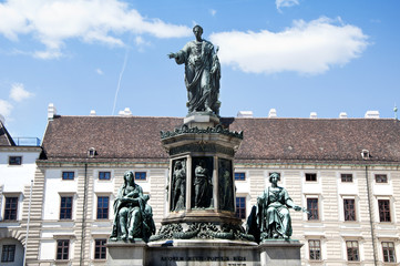 Monument to Emperor Franz I