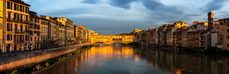 Foot bridge Vecchio Florence