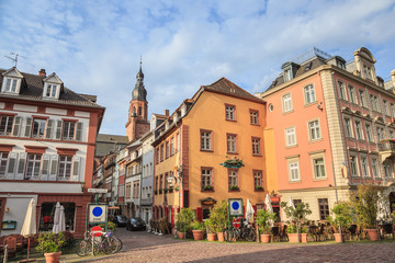 Heidelberg city, Germany