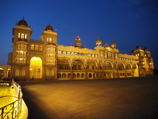Palacio Real de Mysore (India)