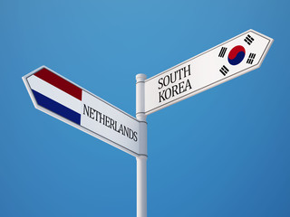 Countries Sign Concept