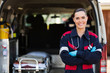 emergency medical service worker - 66639844
