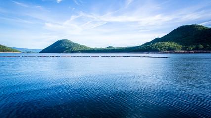 Sri Na Karin Dam and national park