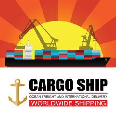 Worldwide shipping,cargo,Logistics