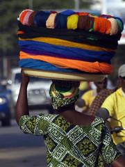 Vida cotidiana en Cotonú (Benín)