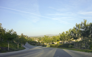 Camarillo Steep Streets, Ventura county, CA