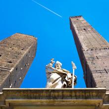 Tour Asinelli-Bologne, Italie