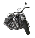vintage motorbike - 66645649
