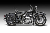 vintage motorbike - 66645652