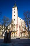 church in Banska Bystrica, Slovakia
