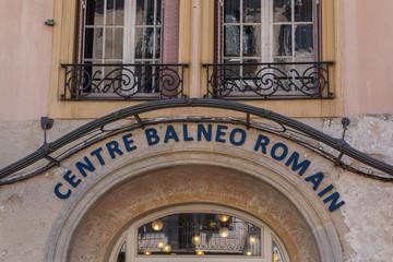 façade ancienne