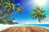 Tropical Paradise Beach - 66649617
