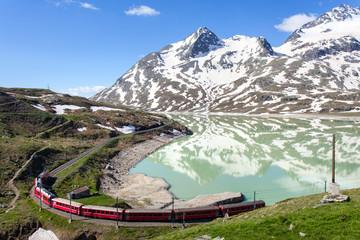 ferrovia Retica - Passo del Bernina (CH)