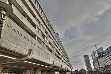 Gratte ciel de la Défense,Paris