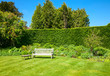Garden bench - 66652279