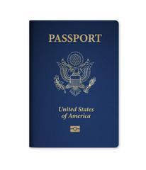 U.S. Passport with Microchip © Alex Stokes