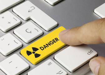 Nuclear danger. Keyboard