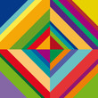 Vector abstract background. Fake framework of Kandinsky #1