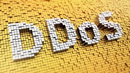 Pixelated DDOS