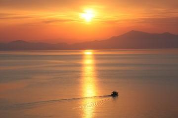 Sonnenaufgang Samos