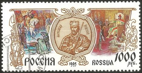Alexander Yaroslavich Nevsky