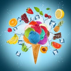 ice cream concept