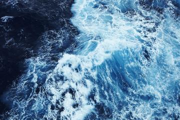 raue Wasseroberfläche 4