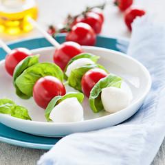 Tomate-Mozzarelle-Sticks II