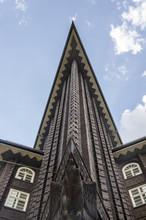 Fassade Schokoladen Museum Hamburg