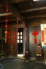 中国の古民家