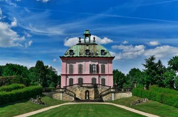 Fasanenschloss bei Moritzburg