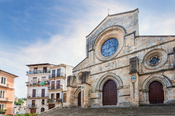 Cathedral of Cosenza, Calabria, Italy