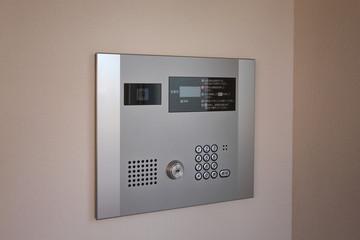 マンション(集合住宅)のインターホン-104