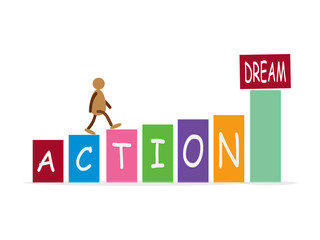 action for dream