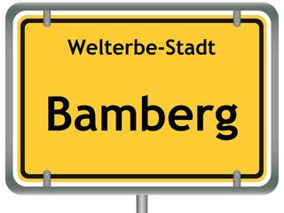 Welterbe-Stadt Bamberg