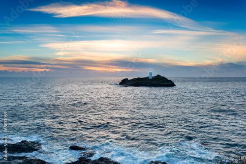 Fototapeta Godrevy Lighthouse