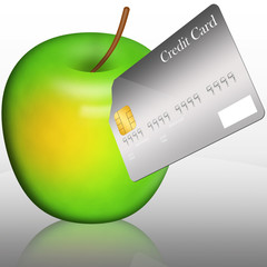 Get everything with your credit card