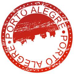Carimbo - Porto Alegre, Brasil