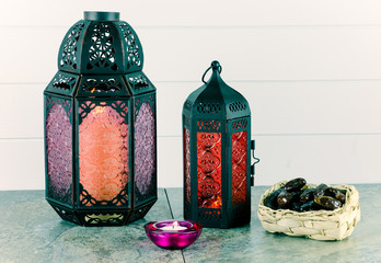 Lanterns and Dates