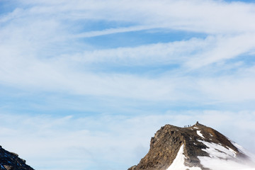 Vetta della montagna
