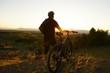 bisiklet ile doğanın sesini dinlemek