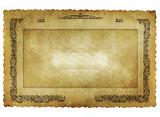 grunge victorian antiquarian paper