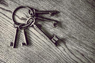 iron keys