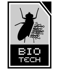 Bio tech symbol