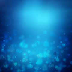 blue abstract light background