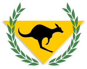 Winner kangaroo