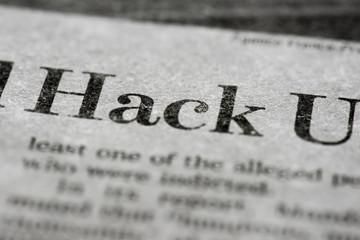 Hack single word