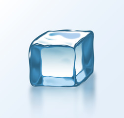 Vector ice block 2