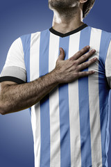 Argentinian soccer player