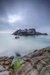 Cloudy day at Cala Boadella